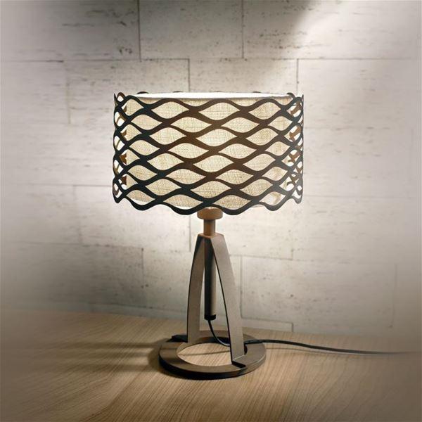 Alsacia lampada da tavolo - Leds C4 Illuminazione - Tavolo - Progetti in Luce