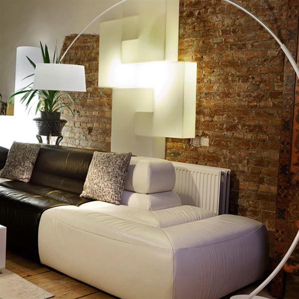 Hoop piantana - Leds C4 Illuminazione - Terra - Progetti in Luce