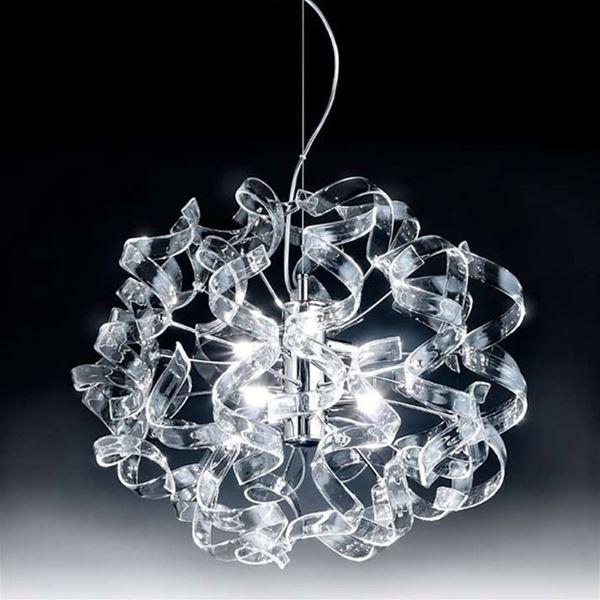 Astro lampadario a sospensione - Metal Lux - Lampadari ...