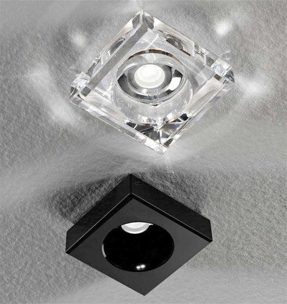 Incasso 1 luce - Linea Light - Faretti Faretti - Progetti in Luce