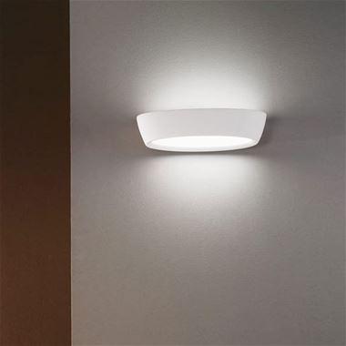 lampada da parete linea light codice 7309 lampada da parete montatura ...
