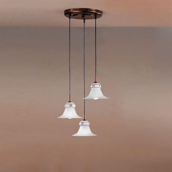 lampadari linea light : Mami 3 luci sospeso - Linea Light - Lampadari Sospensione - Progetti ...