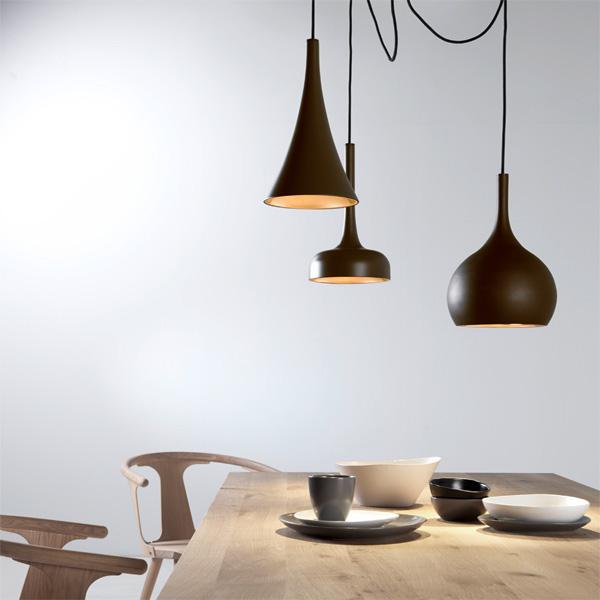 Sixties LED lampada a sospensione - Leds C4 Illuminazione - Lampadari Sospens...