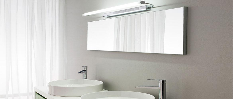 Illuminazione bagno plafoniere faretti lampadari - Lampadari per bagno ...