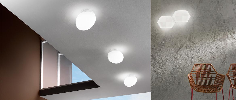Illuminazione corridoio  lampadari, faretti, plafoniere, lampade da terra   Progetti in Luce -> Lampadari Moderni Per Ingresso