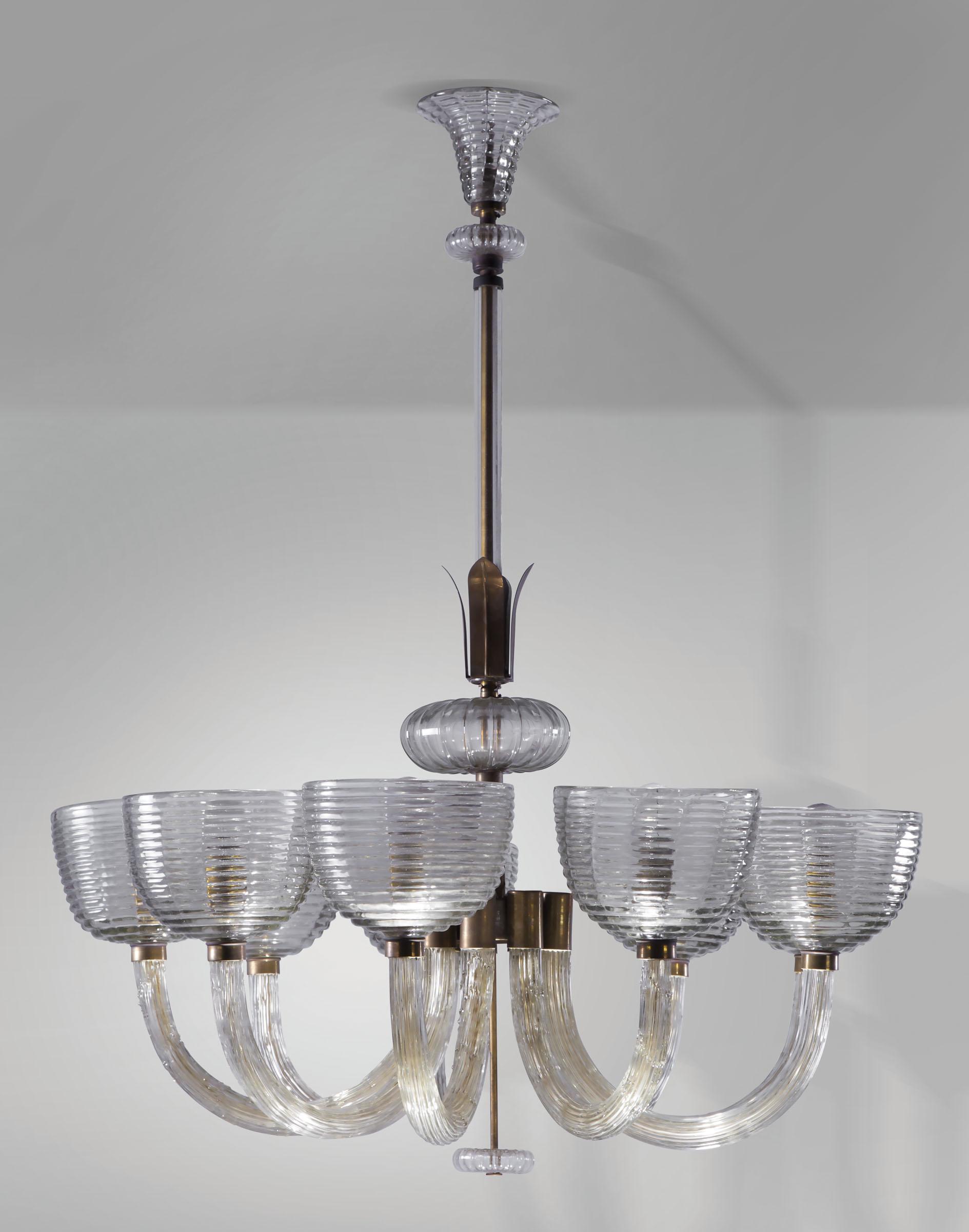 Il vetro di murano tecniche centenarie per creare for Lampadari contemporanei