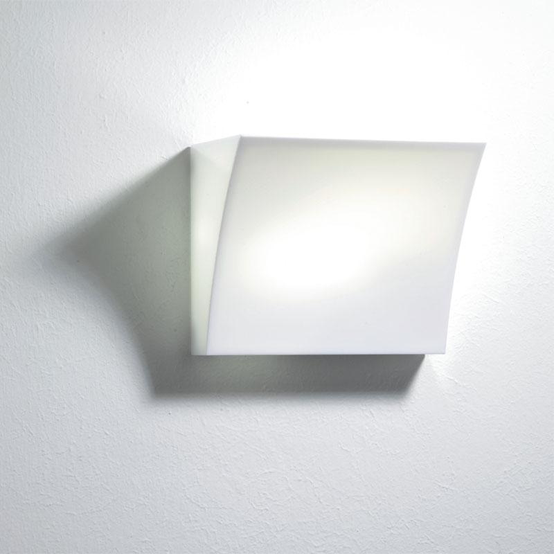Lampada Da Parete A Led In Metallo Cromato Lampade Per Il Bagno ...