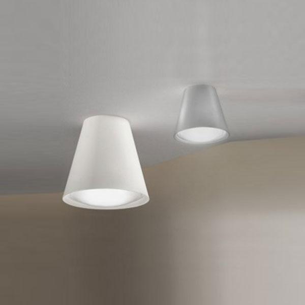 Conus soffitto LED - Linea Light - Soffitto - Progetti in Luce