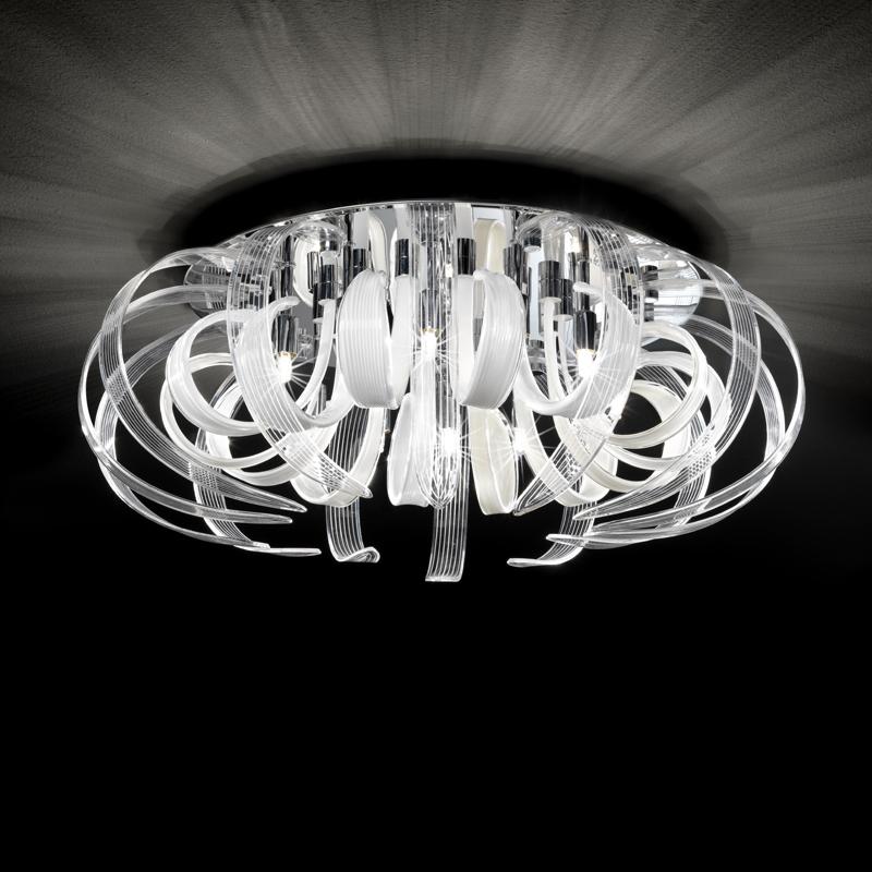 lampadari bianchi moderni : Mama soffitto 70 - Micron - Soffitto - Progetti in Luce