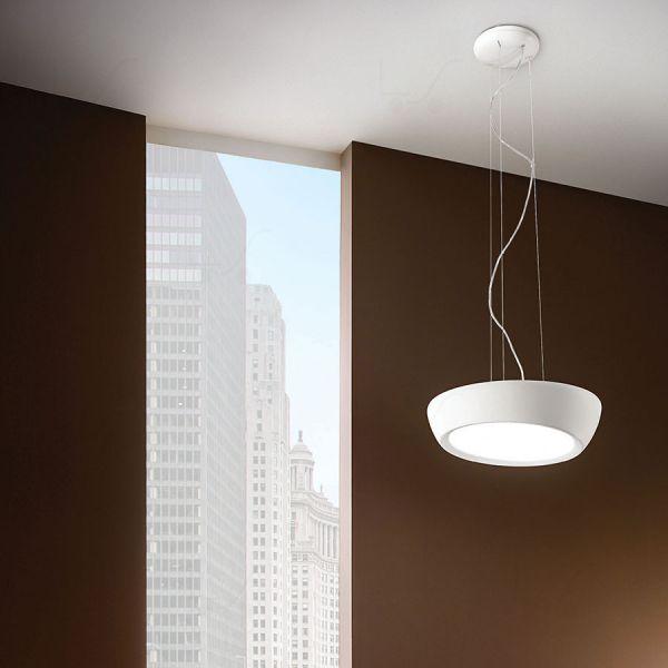 Gesso sospeso - Linea Light - Lampadari Sospensione - Progetti in Luce
