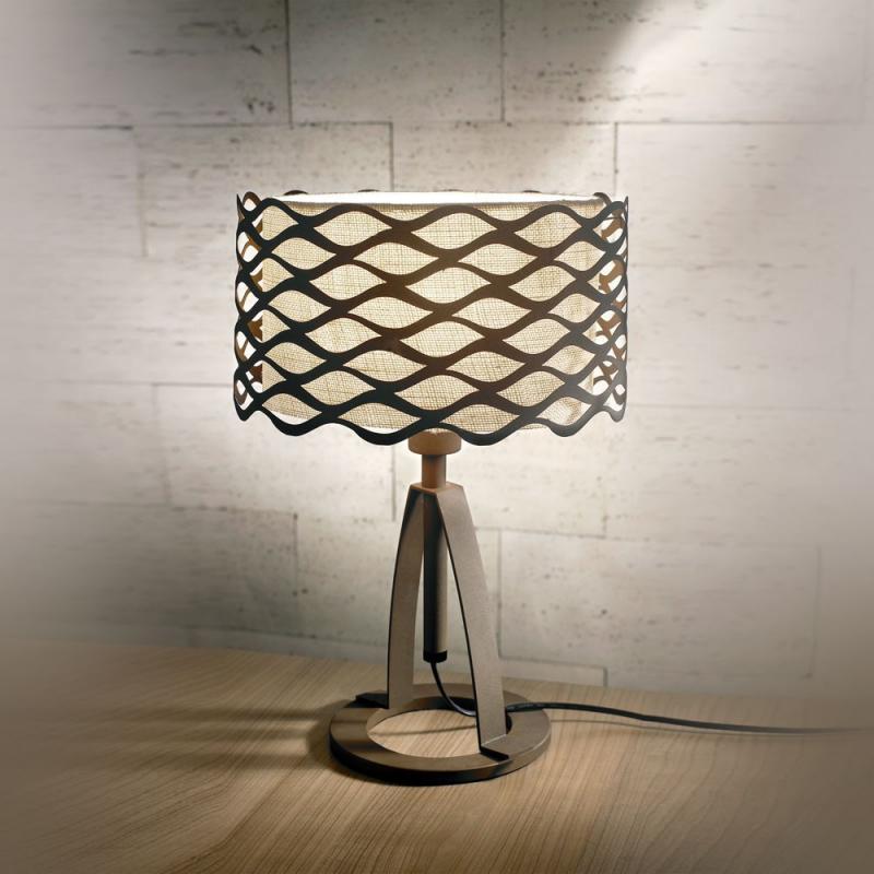 Alsacia lampada da tavolo leds c4 illuminazione tavolo progetti in luce - Lampade moderne da tavolo ...