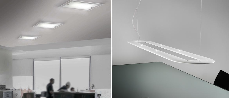 Lampade Sospensione Per Ufficio.Lampade Per Ufficio A Led Ispirazione Per La Casa
