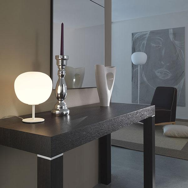 Lumi mochi lampada da tavolo fabbian tavolo progetti for Lumi da tavolo classici