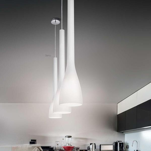 Flut lampada a sospensione - Ideal lux - Lampadari Sospensione ...