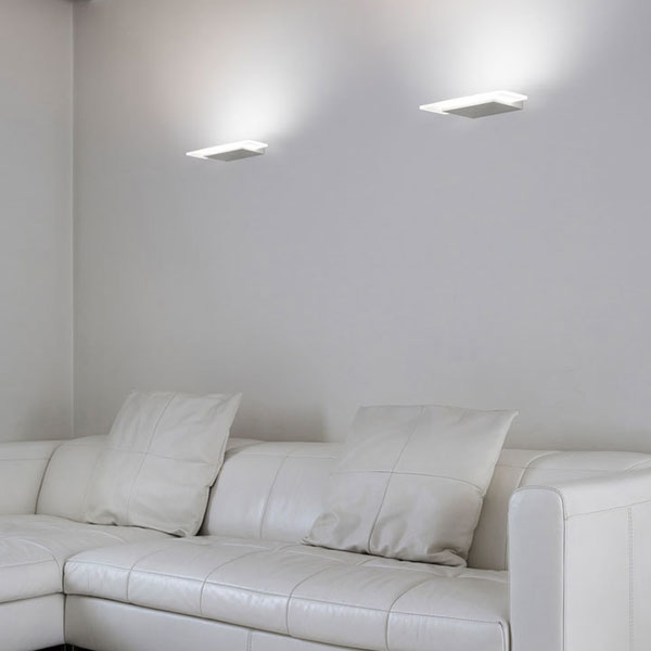 Dublight applique led - Linea light - Applique - Progetti in Luce