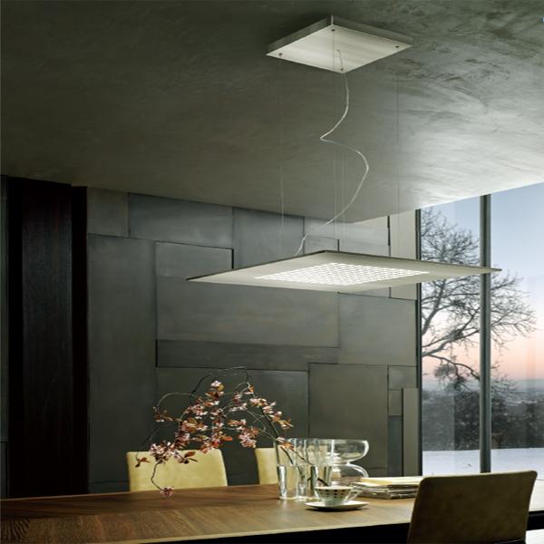 Dubmetal sospeso led - Linea light - Lampadari Sospensione ...