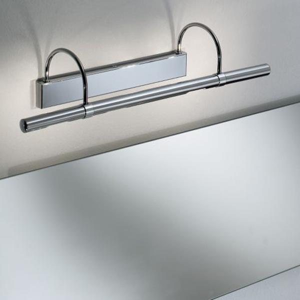 Flue 4 luci applique linea light applique progetti in luce - Luci bagno specchio ...