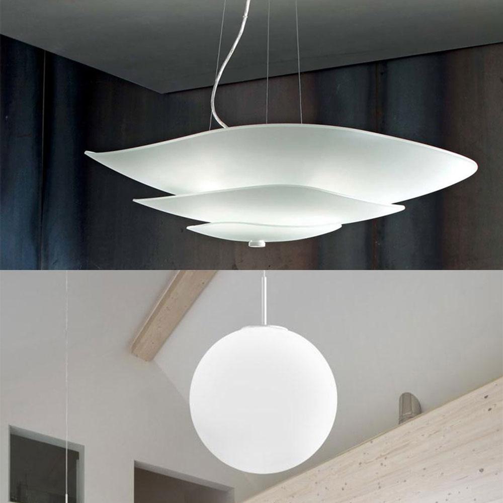 Tendenze 2018 arredamento lampade minimal progetti in luce - Lampade design famosi ...