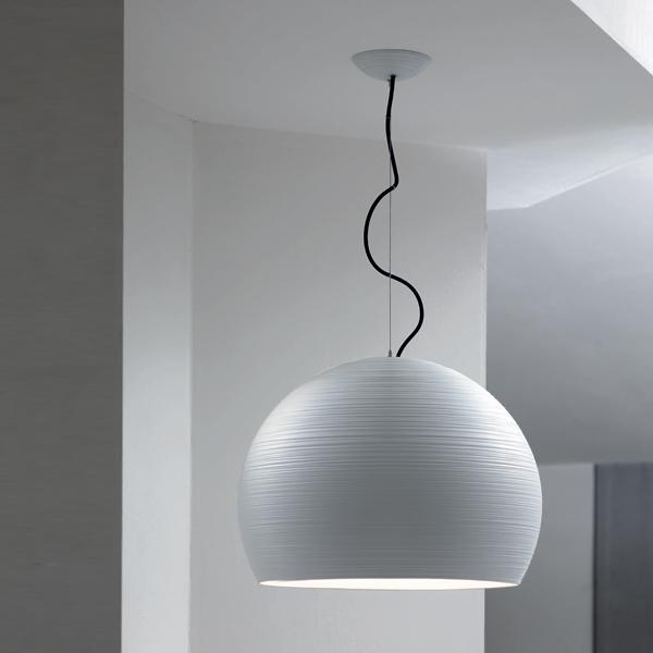 Pandora 3 4 35 cm micron lampadari sospensione for Lampadari moderni per ingresso