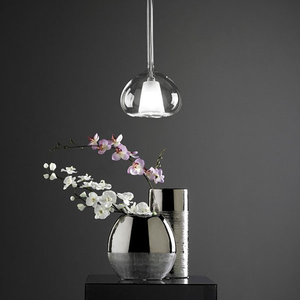 Beba lampada a sospensione 1 luce - Sforzin - Lampadari Sospensione ...