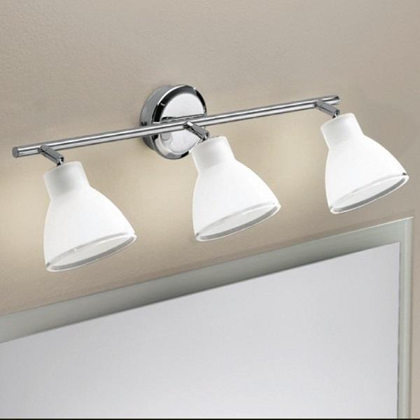 Campana soffitto parete linea light soffitto - Faretti bagno specchio ...