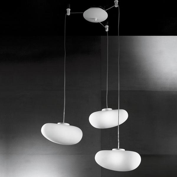 Blob lampadario sforzin lampadari sospensione - Lampade di design famose ...