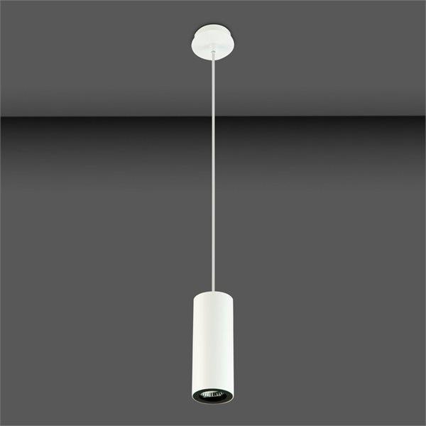 Pipe lampada a sospensione leds c4 illuminazione - Lampadari per il bagno ...