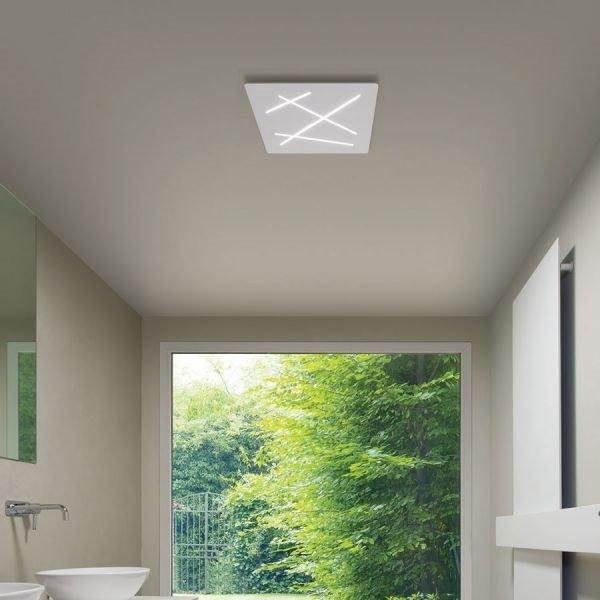 Next soffitto - Linea light - Soffitto - Progetti in Luce