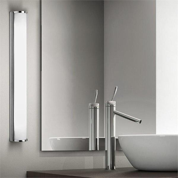 Omega bi 40 led applique ai lati applique progetti - Illuminazione led per bagno ...